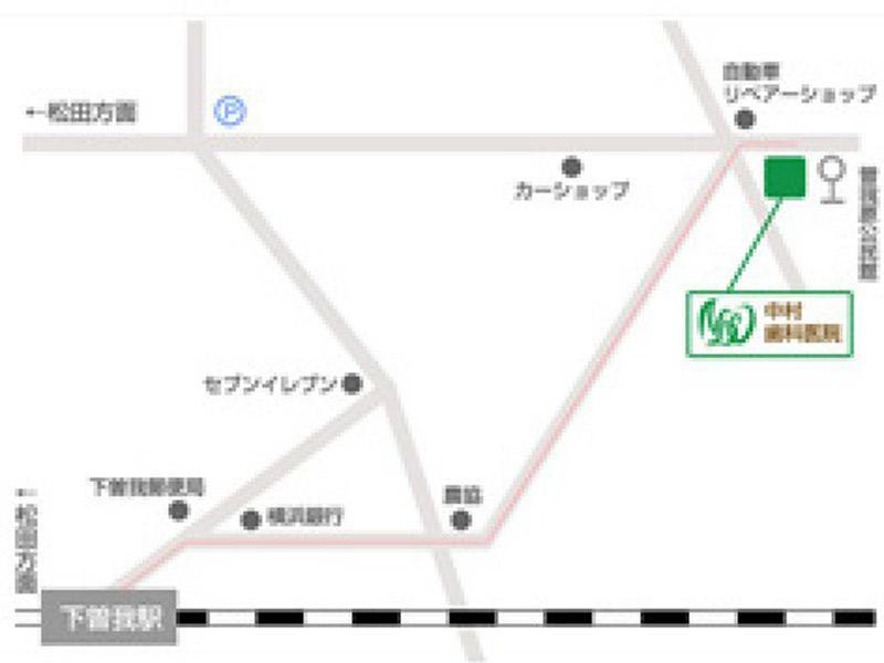 JR御殿場線・下曽我駅7分