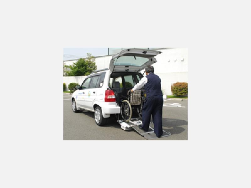 小型福祉タクシー(1台)
