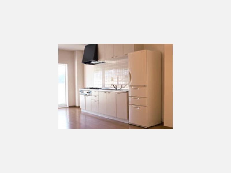 システムキッチン、ユニットバス、洗面化粧台