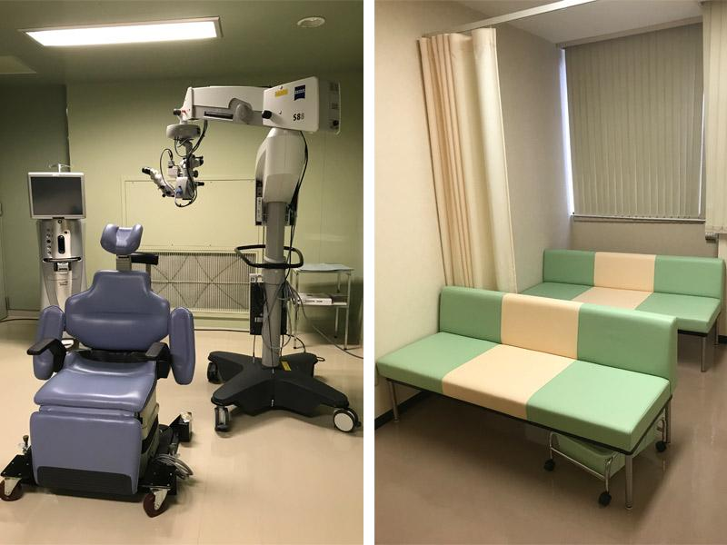 手術室 / リカバリールーム