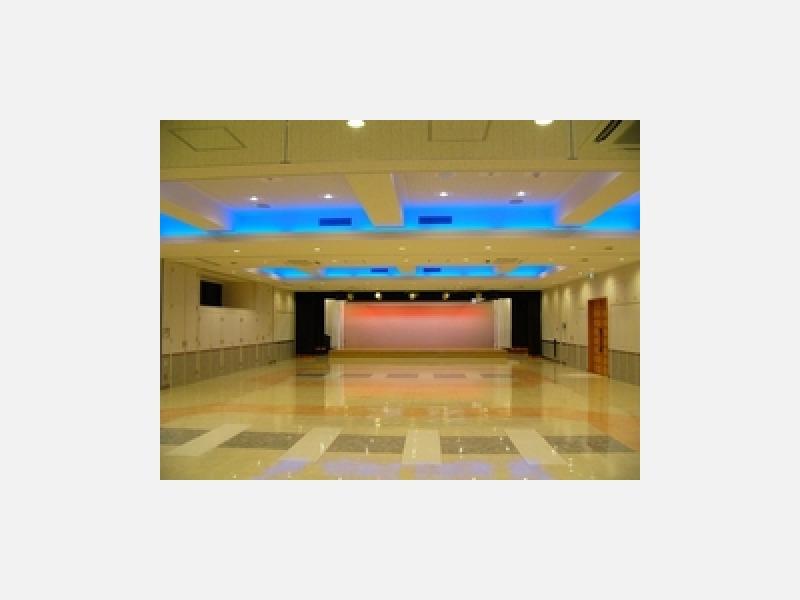 ◆新会館内多目的ホール◆