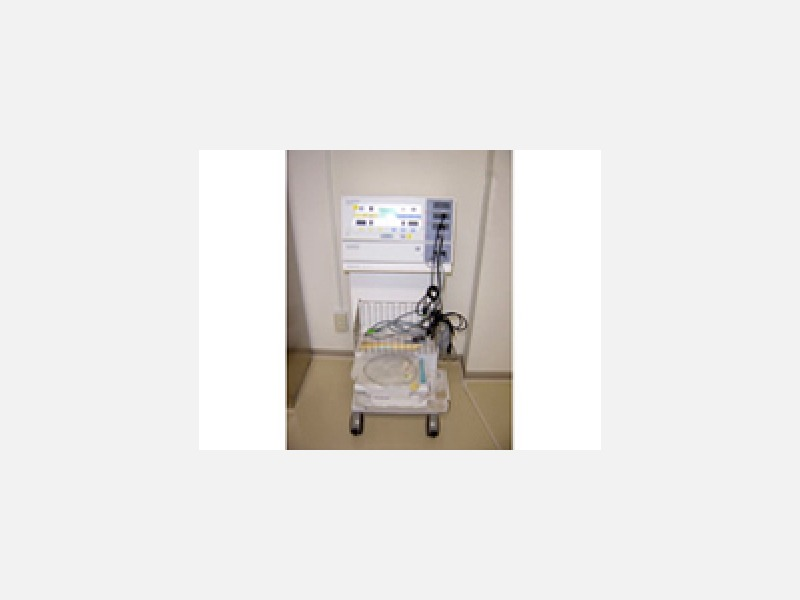 高周波焼灼装置/ポリープや癌の切除に使用