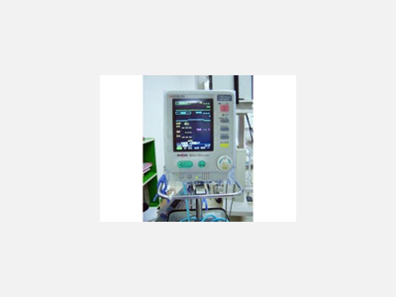 生体情報モニター/呼吸循環状態を監視