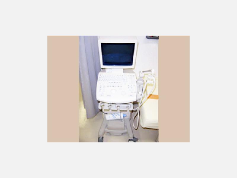 腹部超音波検査器/腹部臓器の検査に使用