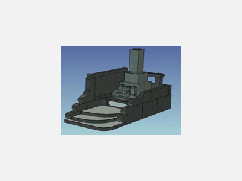 立体CAD例