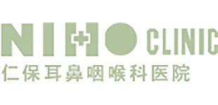 仁保耳鼻咽喉科医院ロゴ