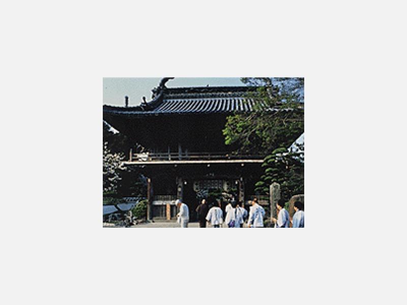 四国霊場一番札所 霊山寺