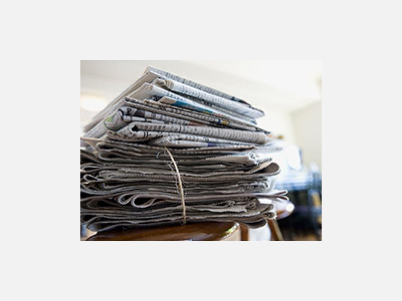 古紙回収・機密文書処理に困ったらご一報ください!
