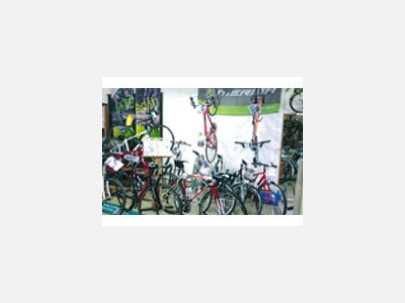 自転車の販売・修理