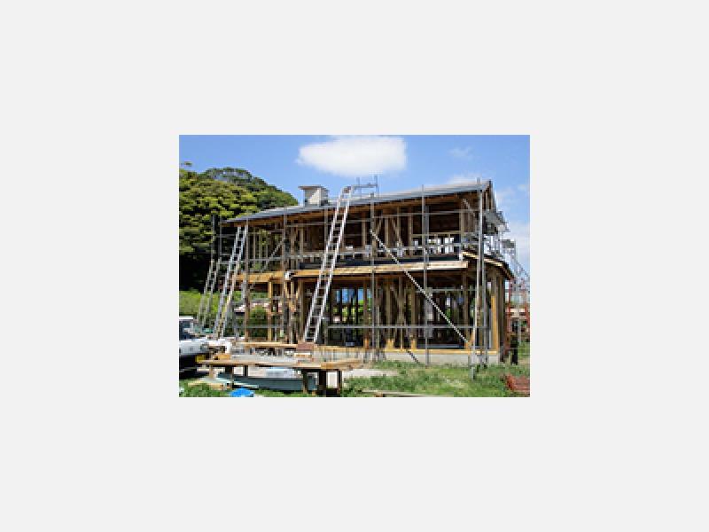 地盤調査を実施し地震に備えた木造住宅をご提案