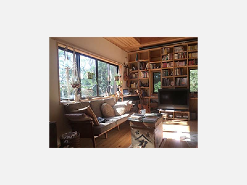 間取りも建付家具も自由設計で理想のお部屋に
