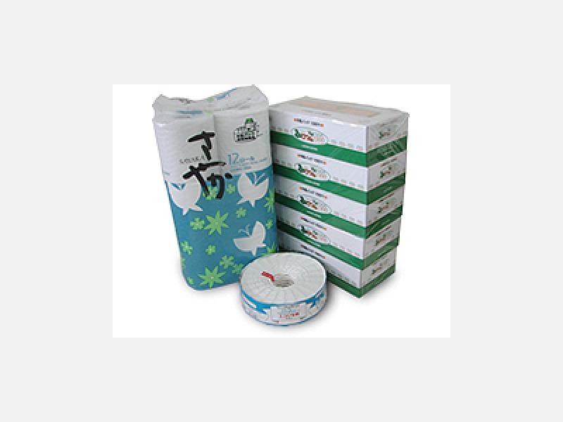 リサイクル品の販売