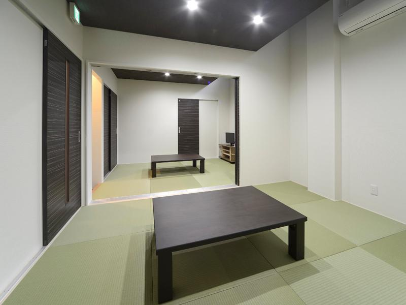 待合室(座敷)