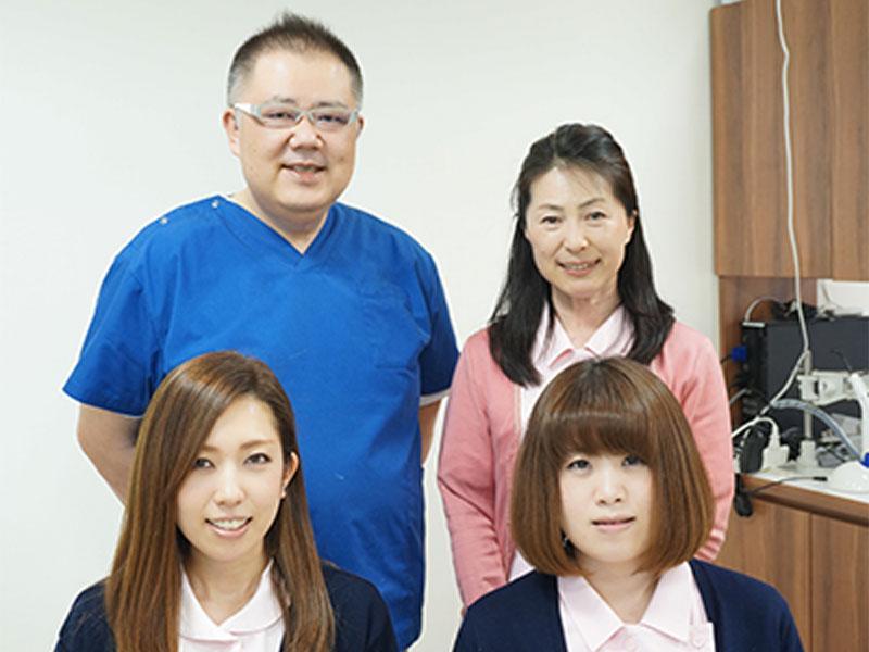 地域の患者様に質の高い歯科医療を行うべく努力を続けております