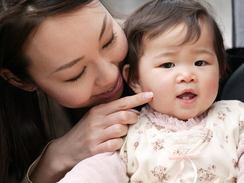 赤ちゃんの眼科診療