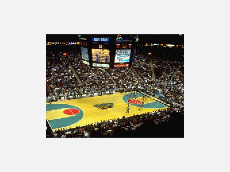 スポーツイベントの音響・映像等管理