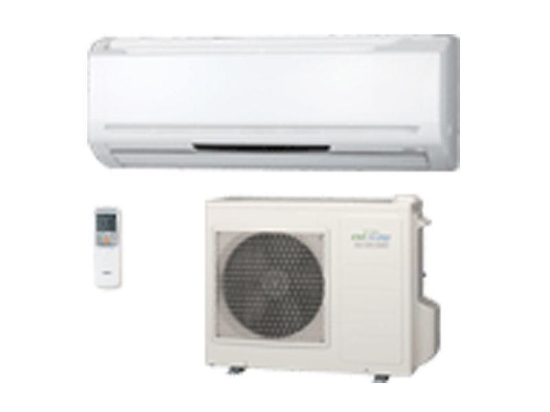 温水熱源機付エアコン