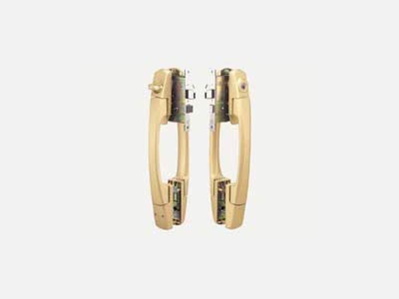GOAL グリップハンドル型プッシュプル錠