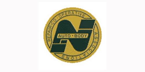 井上自動車鈑金塗装工業ロゴ