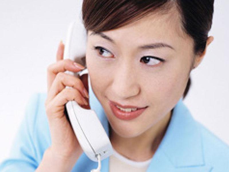 相談は年中無休24時間無料で受け付けております。