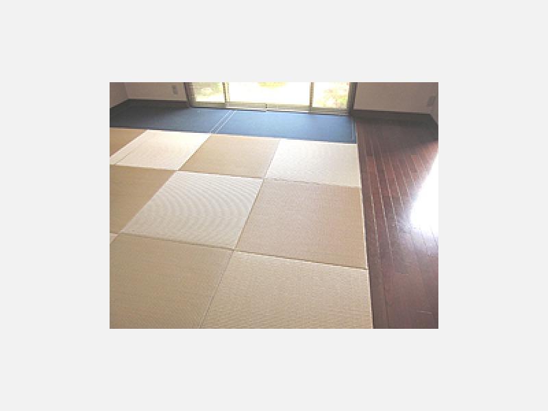 畳の香りが大好きな方は、ぜひ琉球畳を。