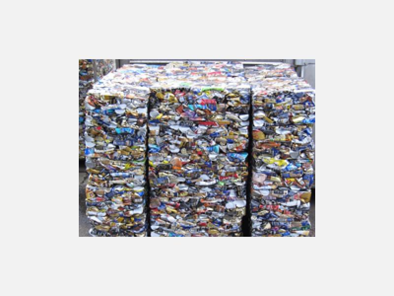 空き缶リサイクル