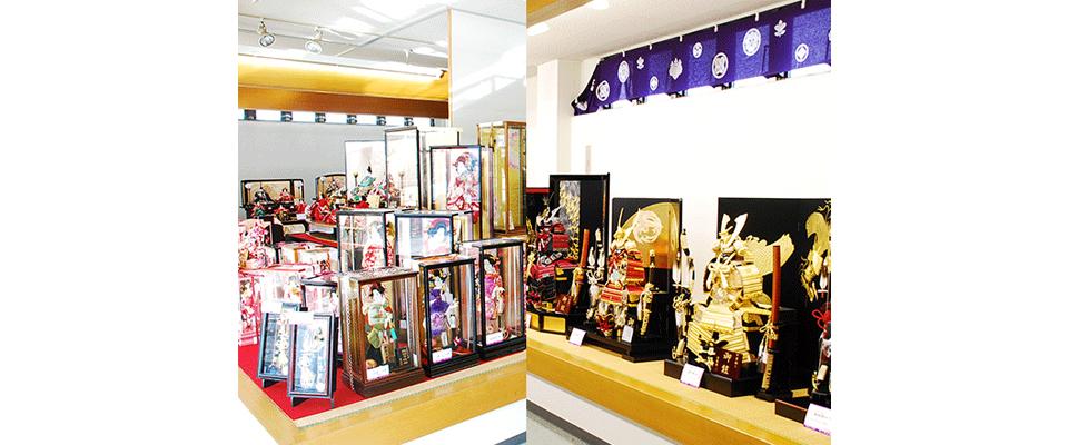 兵庫県加東市の社人形会館