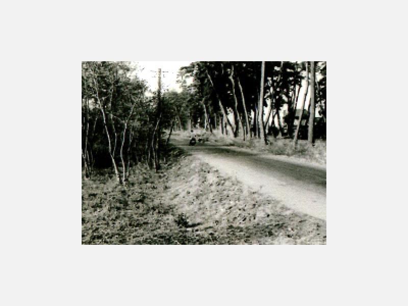 昭和38年頃の川越街道