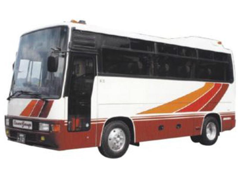 小型バス(サルーン23人乗り)