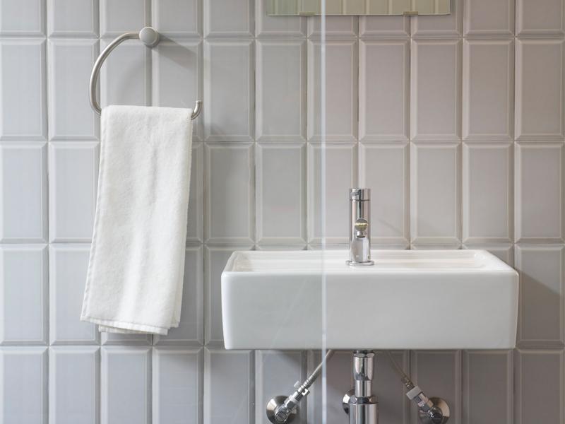 洗面所のパイプつまり