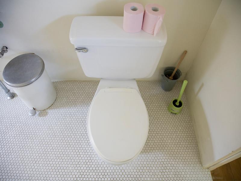 トイレ水漏れ、つまり