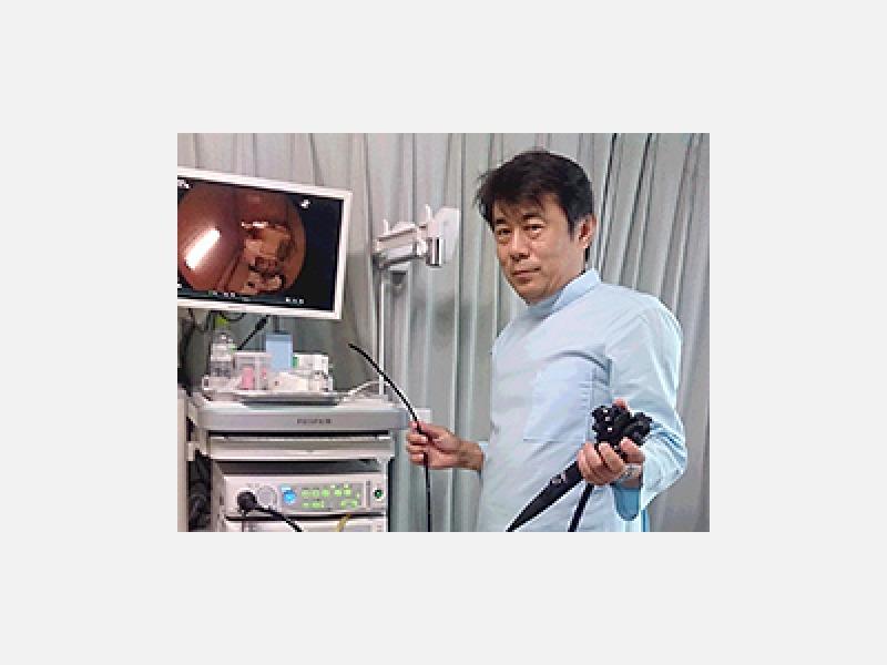 胃カメラでの精密検査にも対応致します