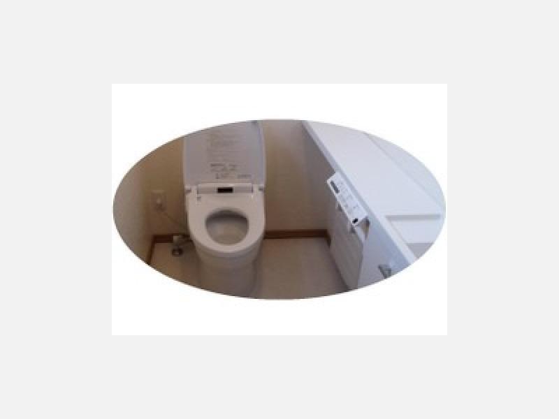 浴室。トイレ等の水回り