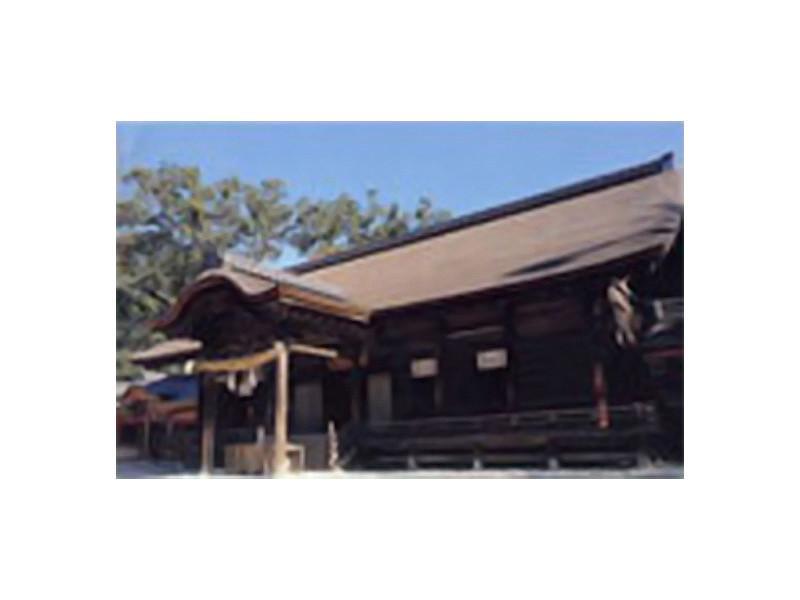 重要文化財 拝殿