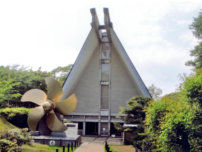 大三島 海事博物館