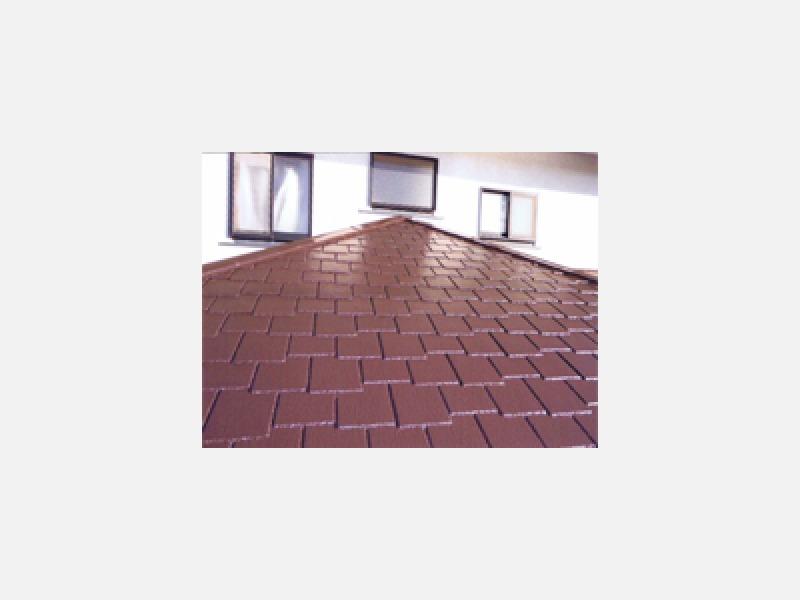 屋根塗装(後)