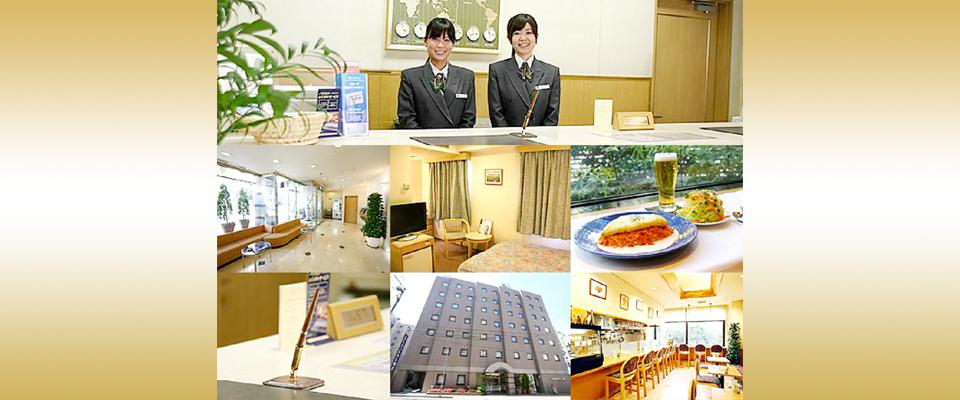 仙台市 ビジネスホテル ホテルセントラル仙台
