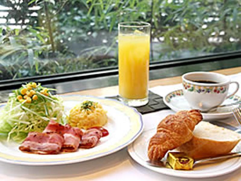 レストラン『イル・サルチェ』 朝食例