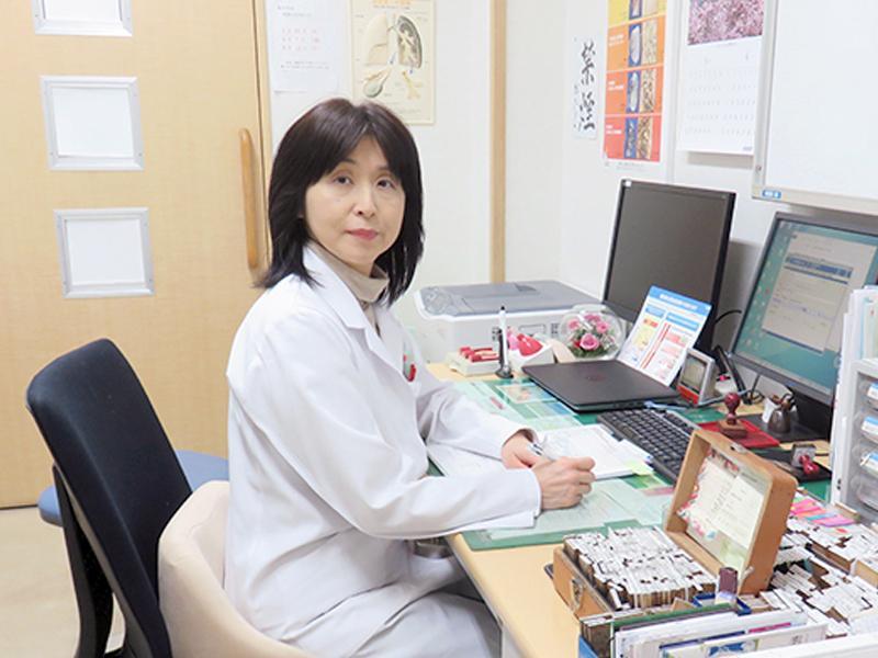 医師 長瀬 紀子