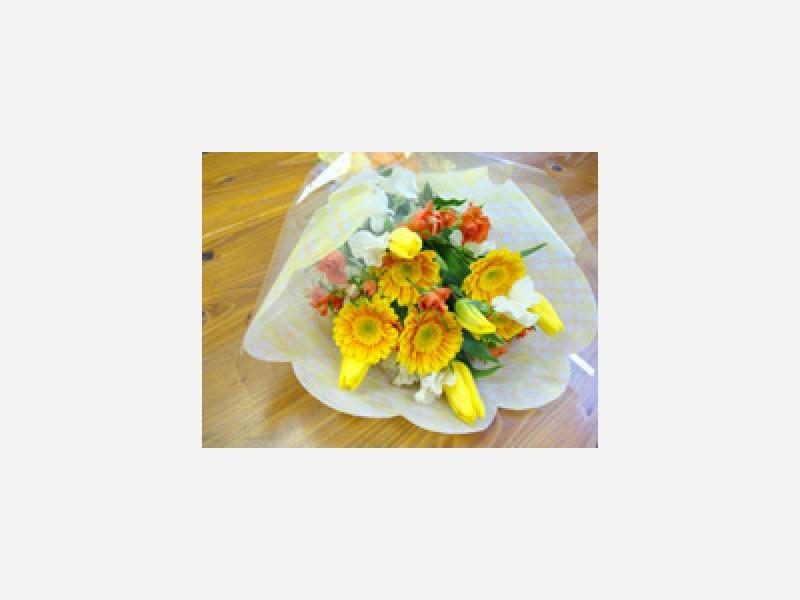 ☆ミニブーケ風花束☆