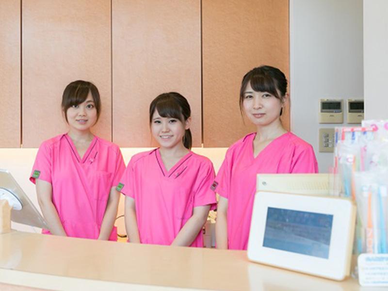 若葉駅西口近く 鶴ヶ島市のプラザ若葉歯科