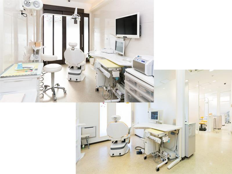 個室オペ室/快適診療室