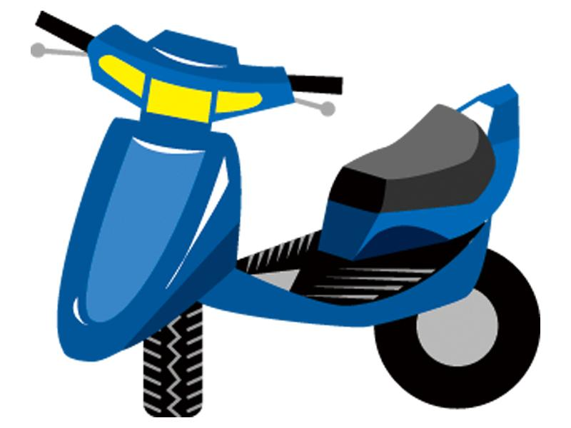 原付バイクや自転車の販売・修理もOK!