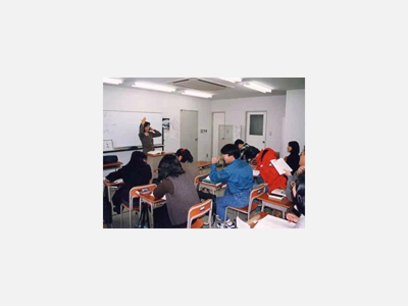 家庭的で温もりの有る日本語学校