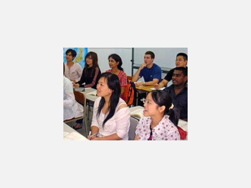 効率的でテンポの良い授業で日本語を上達