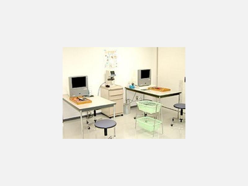 ◆検査室◆