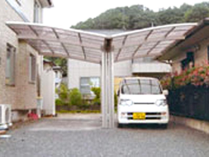 ◆カーポート2台用