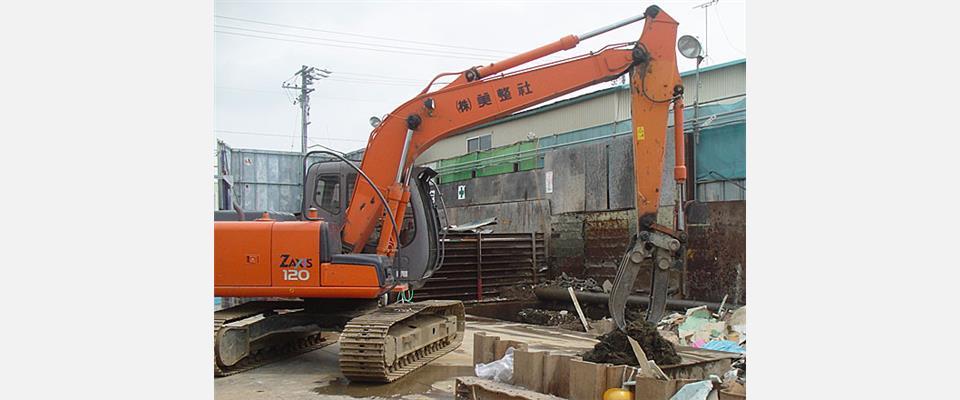 長野市の解体工事は株式会社美整社へご依頼ください