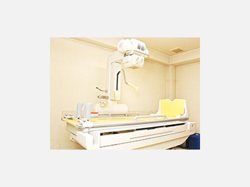 デジタルX線透視診断装置