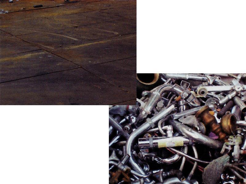 鉄・非鉄金属全般 高価買受致します